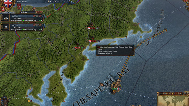 Europa Universalis IV: Conquest Collection Screenshot 3
