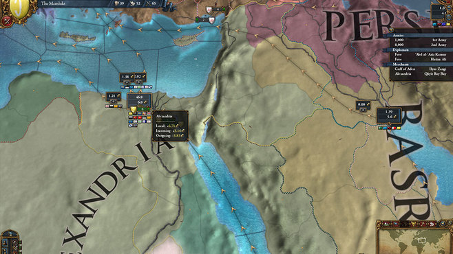 Europa Universalis IV: Conquest Collection Screenshot 4