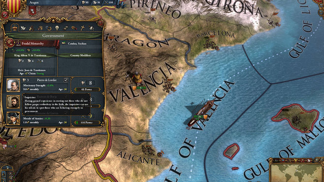 Europa Universalis IV: Conquest Collection Screenshot 6