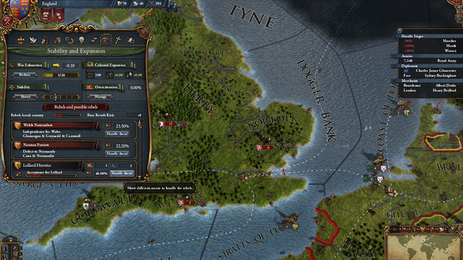 Europa Universalis IV: Conquest Collection Screenshot 7