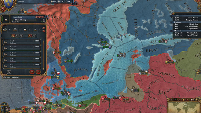 Europa Universalis IV: Conquest Collection Screenshot 9