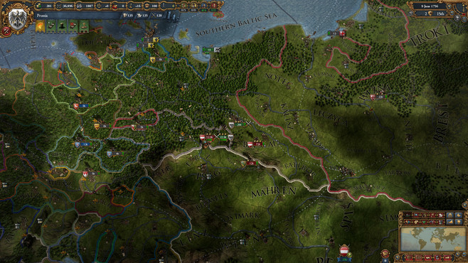Europa Universalis IV: Empire Founder Pack Screenshot 3