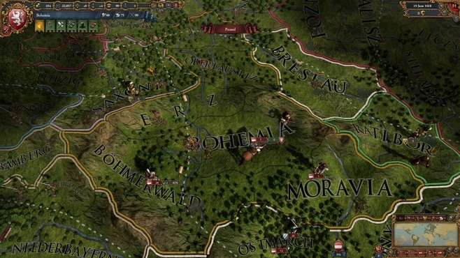 Europa Universalis IV: Empire Founder Pack Screenshot 7