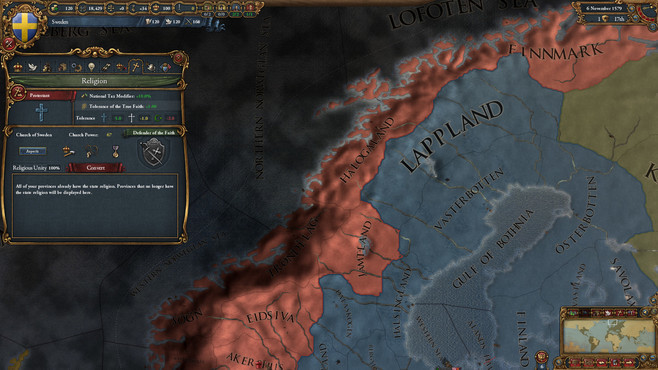 Europa Universalis IV: Empire Founder Pack Screenshot 12