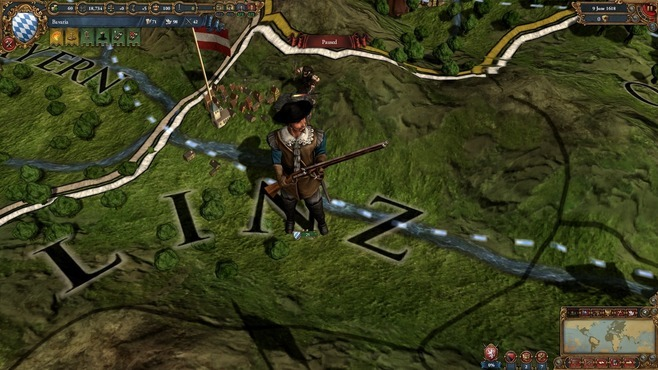 Europa Universalis IV: Guns, Drums and Steel Music Pack Screenshot 3