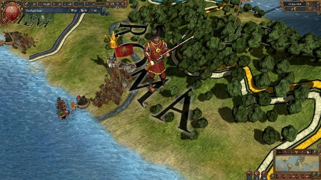 Europa Universalis IV: Guns, Drums and Steel Vol 2 Screenshot 1