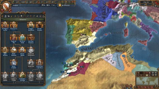Europa Universalis IV: Golden Century Screenshot 11