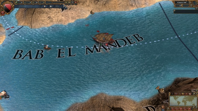 Europa Universalis IV: Muslim Ships Unit Pack Screenshot 2