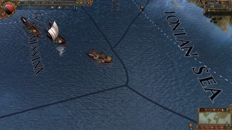 Europa Universalis IV: Muslim Ships Unit Pack Screenshot 3