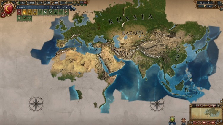 Europa Universalis IV: Muslim Ships Unit Pack Screenshot 4