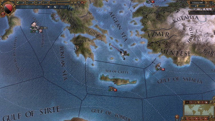 Europa Universalis IV: Muslim Ships Unit Pack Screenshot 5