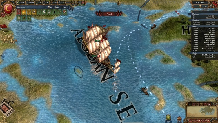 Europa Universalis IV: Muslim Ships Unit Pack Screenshot 6
