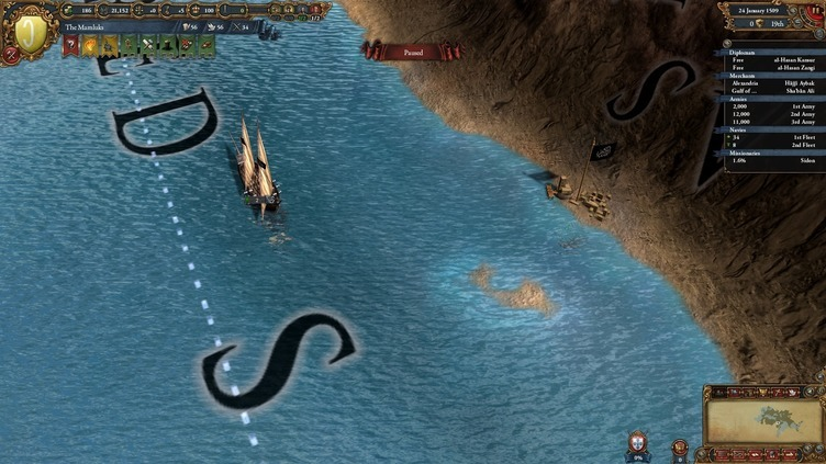 Europa Universalis IV: Muslim Ships Unit Pack Screenshot 8