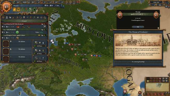 Europa Universalis IV: Rights of Man Screenshot 7