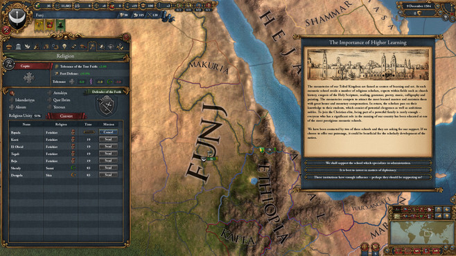 Europa Universalis IV: Rights of Man Screenshot 8