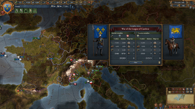 Europa Universalis IV: Rights of Man Collection Screenshot 3