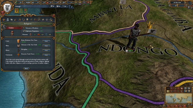 Europa Universalis IV: Rights of Man Collection Screenshot 5