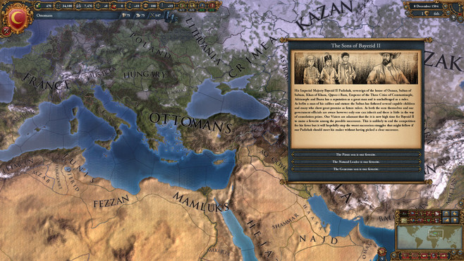 Europa Universalis IV: Rights of Man Collection Screenshot 9