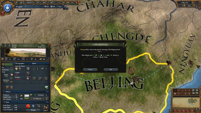 Europa Universalis IV: The Cossacks Screenshot 3