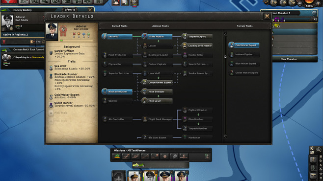 Hearts of Iron IV: Man the Guns Screenshot 3