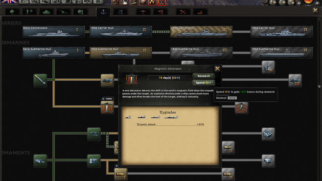 Hearts of Iron IV: Man the Guns Screenshot 5