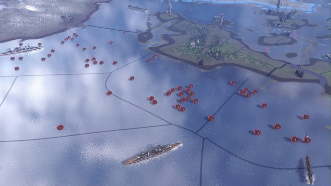 Hearts of Iron IV: Man the Guns Screenshot 12