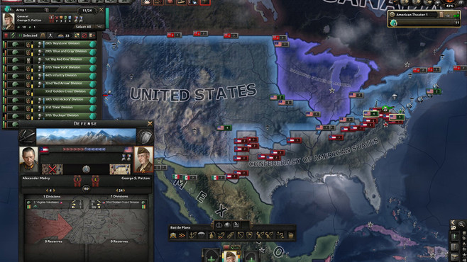 Hearts of Iron IV: Man the Guns Screenshot 13