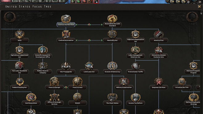 Hearts of Iron IV: Man the Guns Screenshot 16