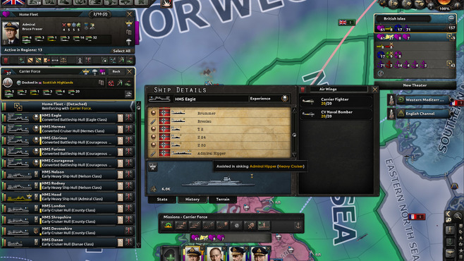 Hearts of Iron IV: Man the Guns Screenshot 18