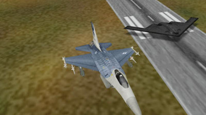 F-16 Multirole Fighter Screenshot 2