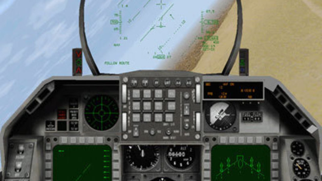 F-16 Multirole Fighter Screenshot 3