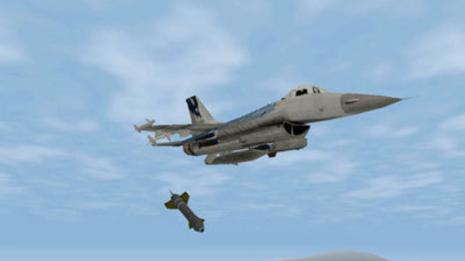 F-16 Multirole Fighter Screenshot 4