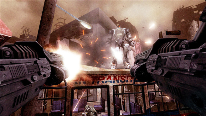 F.E.A.R. 2: Project Origin Screenshot 7