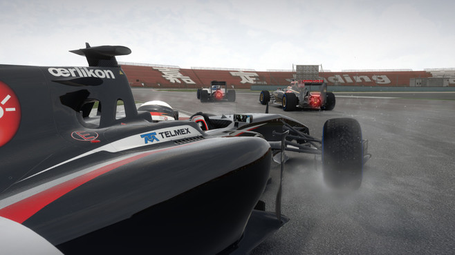 F1 2014 Screenshot 1