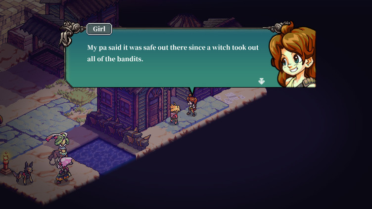 Fae Tactics Screenshot 5