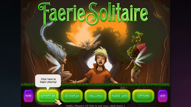 Faerie Solitaire Screenshot 3