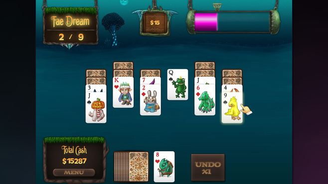 Faerie Solitaire Screenshot 5
