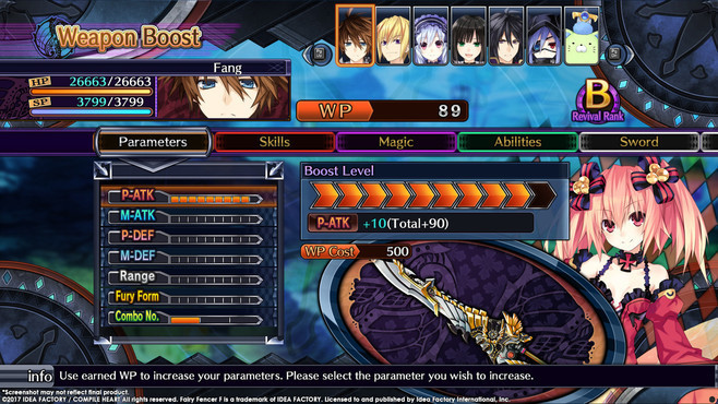 Fairy Fencer F Advent Dark Force Screenshot 3