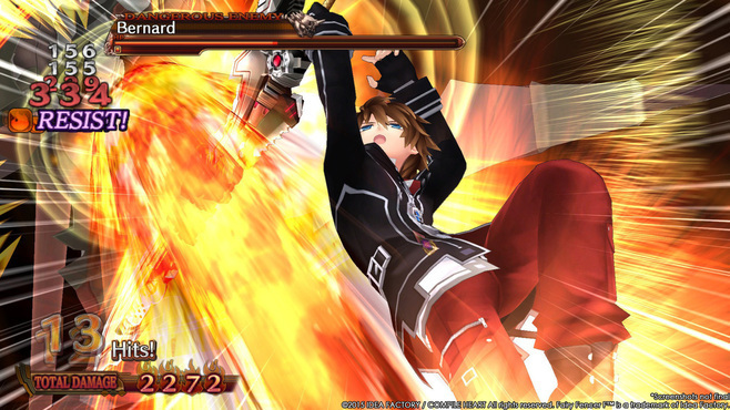Fairy Fencer F: Weapon Change Accessory Set Screenshot 2