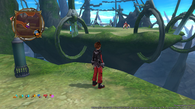 Fairy Fencer F: Weapon Change Accessory Set Screenshot 3