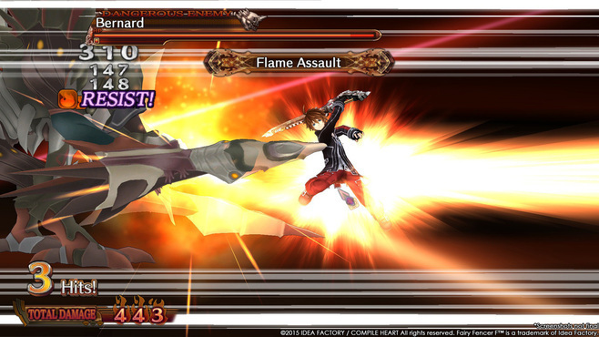 Fairy Fencer F: Weapon Change Accessory Set Screenshot 4