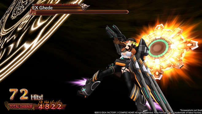 Fairy Fencer F: Weapon Change Accessory Set Screenshot 6