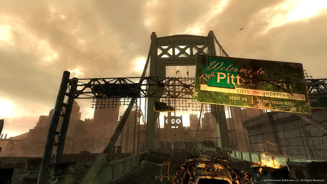 Fallout 3: The Pitt Screenshot 2