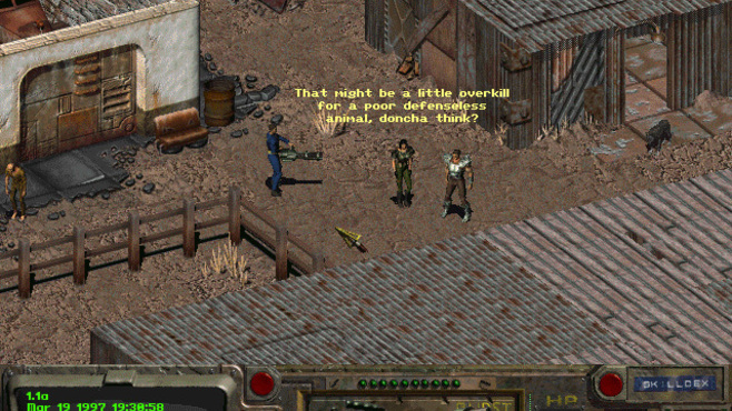 Fallout: A Post Nuclear Role Playing Game Screenshot 4