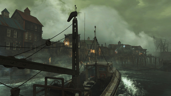 Fallout® 4 DLC: Far Harbor Screenshot 1