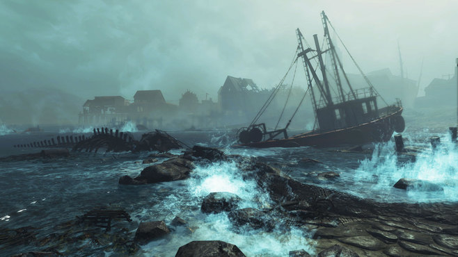 Fallout® 4 DLC: Far Harbor Screenshot 2