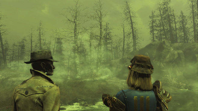 Fallout® 4 DLC: Far Harbor Screenshot 6