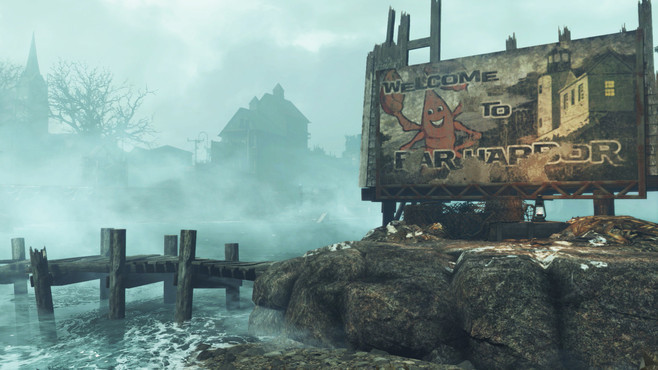 Fallout® 4 DLC: Far Harbor Screenshot 7