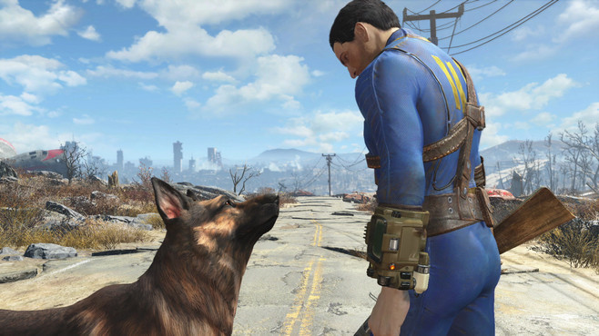 Fallout 4: Game of the Year Edition Screenshot 4