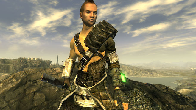 Fallout New Vegas: Couriers Stash Screenshot 1